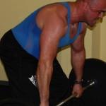 rückentraining - wasilios wamwakithis - personaltrainer, fitnessexperte
