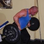 rückentraining - wasilios wamwakithis - personaltrainer, fitnessexperte vorgebeugtes rudern - undulierendes training