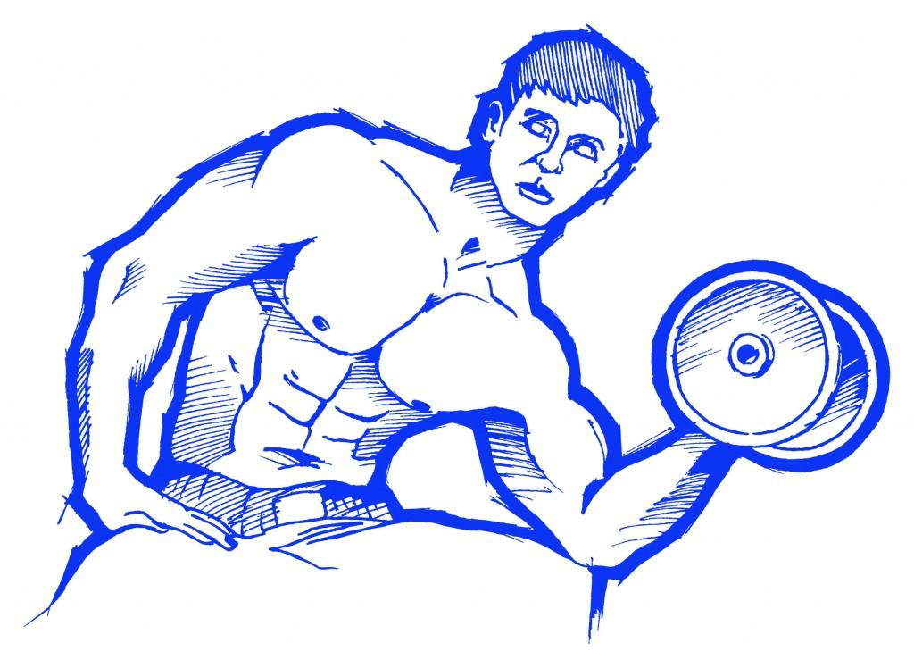 P4P richtig Muskelübungen ausführen - Aktiv-Powertours® - Bildschutz Uhrheberrechte liegen bei uns