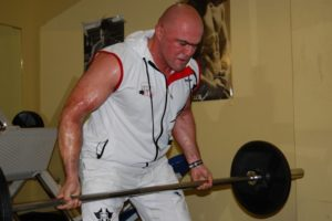 Mein Training heute Rückentraining und Bauch im Sportcamp, Diätcamp, Abnehmcamp, Abnehmen im Urlaub!
