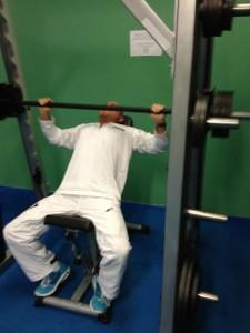 Das ganze hat stattgefunden im Sportcamp von Aktiv Powertours®.   Fitnessbootcamp, Fitnesscamp, abnehmen im Urlaub, Abnehmencamp