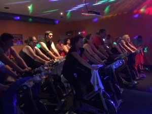 Spinning® vollgas Indoorcyclingstunde! im Sportcamp, Fitnesscamp, Fitness Bootcamp!