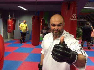 Kraft Training, Spinning®, Jumping® und Fitness Kickboxen mein Training der letzten Tage im Sportcamp von Aktiv-Powertours® und Mountainbiketour