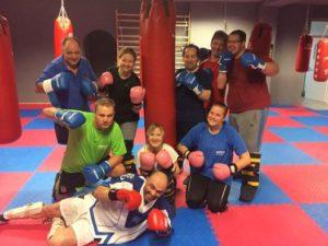 11,5 Std. Sport in dieser Woche im Sportcamp von Aktiv Powertours®